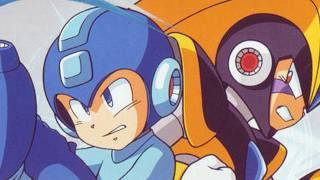 CGRundertow MEGA MAN & BASS for Game Boy Advance Video Game Review