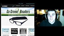 Gamers Edge Gamer Glasses Review