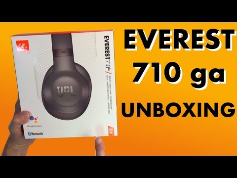 🎧 JBL EVEREST 710 GA - unboxing - YouTube 397699f1a4