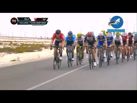 Cycling : Abu Dhabi Tour 2018 Stage 2 [Last 53 km]