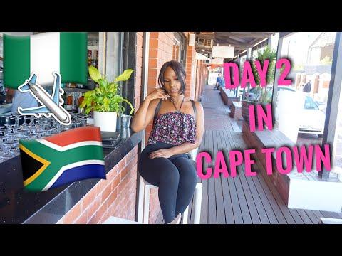 Vacation Day 2|Cape Town|Shopping|Better than Wakanda Sunset
