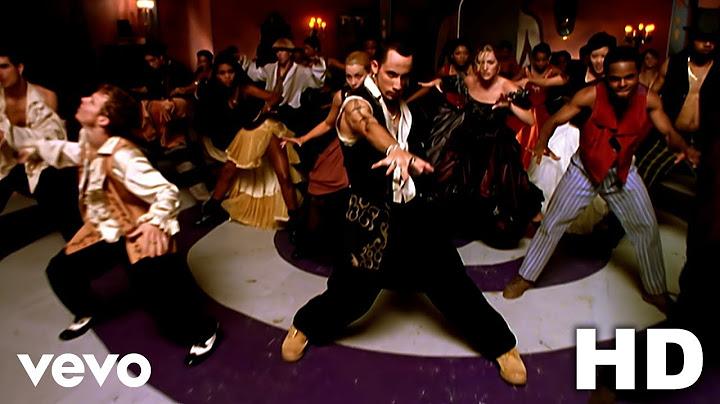 backstreet boys  everybody backstreets back official video