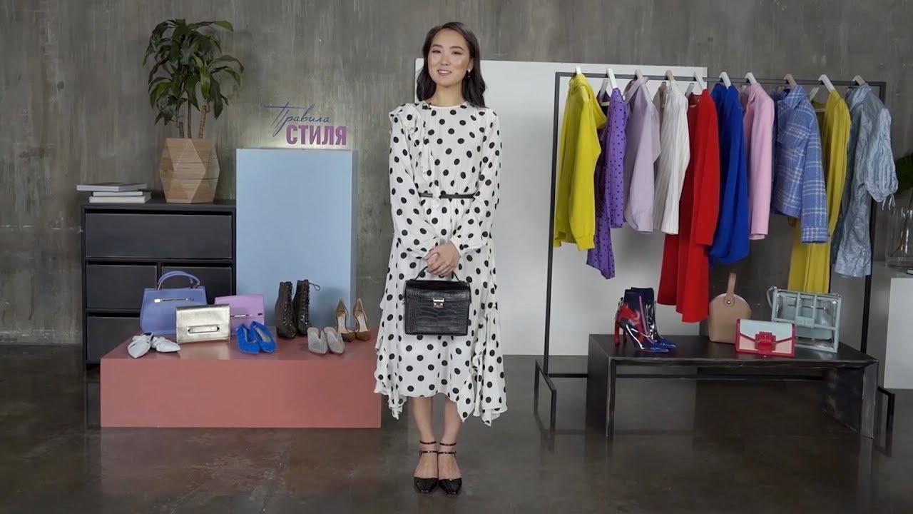 Платья: куда, как и с чем носить