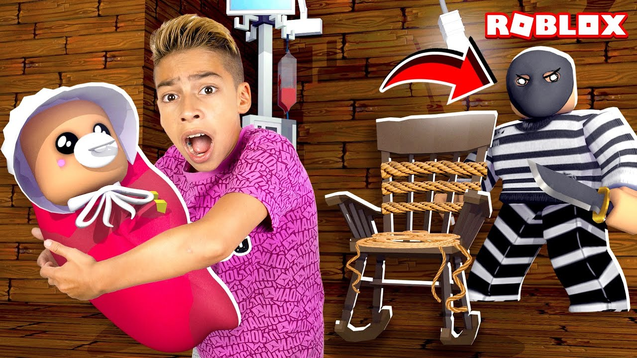 Ferran Saves a Kid's Life in Roblox Brookhaven!! | Royalty Gaming