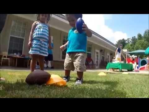 Summer Carnival at Windward Child Development Center in Alpharetta