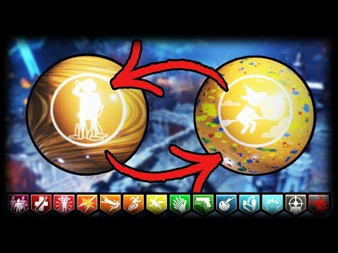 CAN YOU GET A PERK A HOLIC FROM FLAVOURED HEXED??, MY NEW FAVOURITE GOBBELGUM, ZOMBIE CHRONICLES BO3
