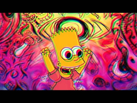 Trippy videos when you're high #8
