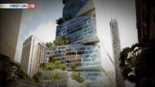 Nine News Sydney: City Building Projects (4/3/2015)