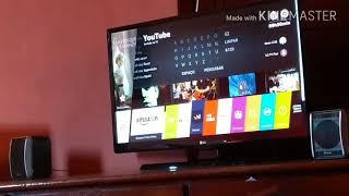 Smart TV LG 28mt49s após 40 dias de uso -analise-