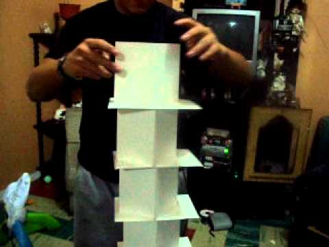 Minuto para ganar ecuador torre de papel youtube - Papel de vinilo para cocinas ...