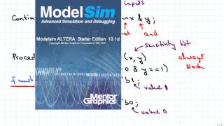 Intro to Verilog and ModelSim, Part1