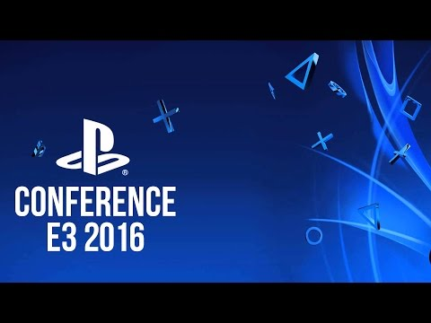 Sony Playstation Conference - E3 2016