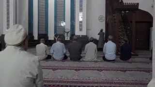 Azan at the mosque Mary (Turkmenistan). Азан в мечети Мары.