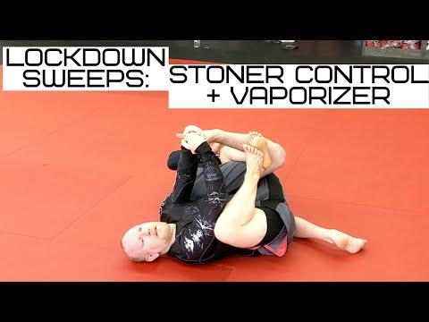 Lockdown Half Guard, Part 7: Stoner Control + The Vaporizer