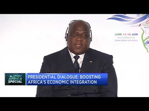 AfDB Presidential Dialogue: Boosting Africa's economic integration