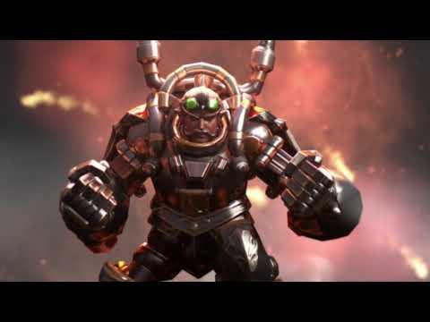 Vainglory Hero + Skin Reveal (Update 3.1): Tony