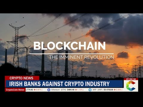 One Step Forward And Two Steps Back For Blockchain In Ireland?