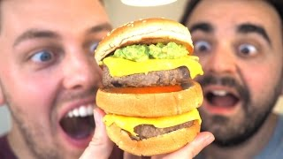 GUACAMOLE DOUBLE CHEESEBURGER - PIERRE CROCE