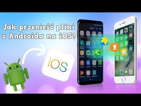 Jak przenieść pliki z Androida na iOS? | AppleNaYouTube