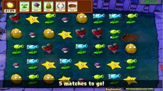 plants vs zombies part 19 back to the mini games