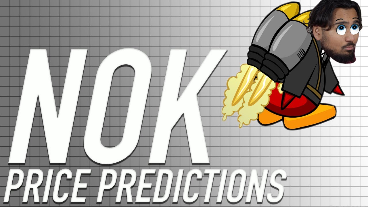 NOKIA STOCK - NOK PRICE PREDICTIONS FOR TOMORROW!