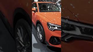 Mondial de l'Auto 2018 : Nouvelle Audi Q3