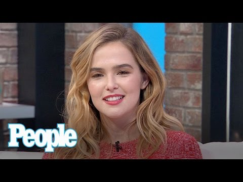 Why Him?: Zoey Deutch On Spending Her Holidays Growing Up With Spitting Llamas | People NOW | People
