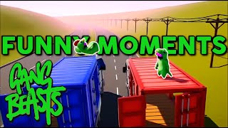 Gang Beasts PS4 Funny Moments #3