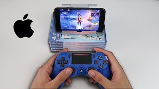 How to PLAY PS4 on iPhone (EASY METHOD) (PS4 Remote Play)
