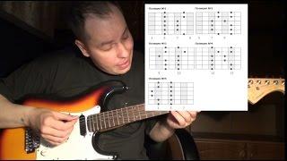 Как придумать СОЛО на гитаре (самый простой способ)