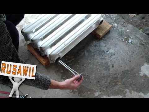 видео: Автономное отопление своими руками. Обзор тэна и батареи спустя 4 года.