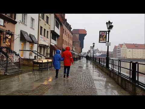 Zwiedzanie ciekawych miejsc w Gdańsku