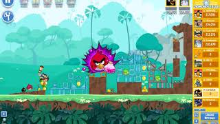 Angry Birds Friends tournament, week 304/3, level 6