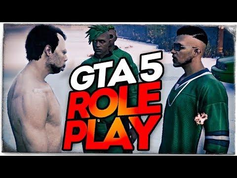 АЛЕКС И БРЕЙН ВСТУПИЛИ В БАНДУ GTA5 RP! ЕДЕМ НА РАЗБОРКИ!