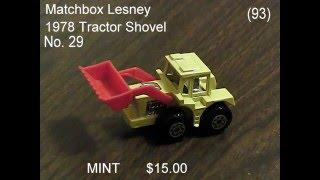 Trucks, Tractors & Farm Equipment