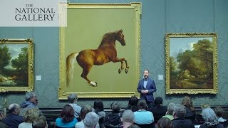George Stubbs: portrait of the horse Whistlejacket | National Gallery