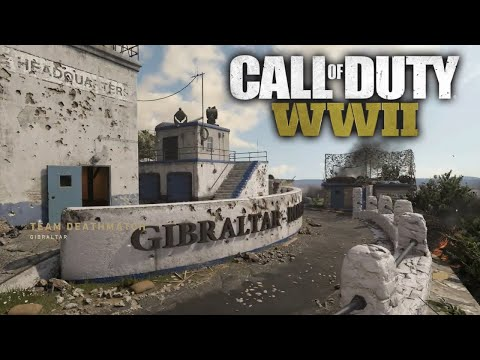 Call Of Duty WWII: Multiplayer (Team DeathMatch) RANTING!