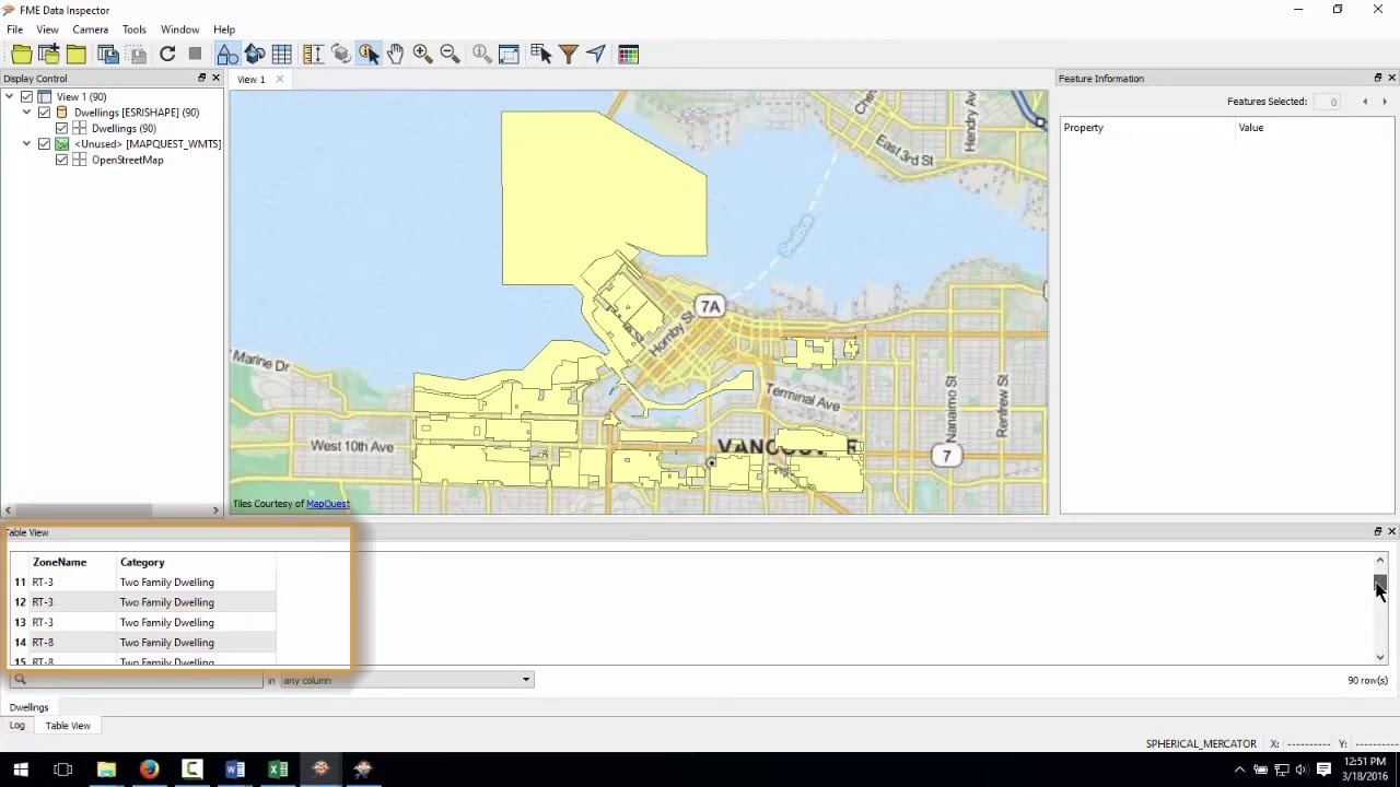 How to convert MapInfo to Shapefile (TAB to SHP) 2016