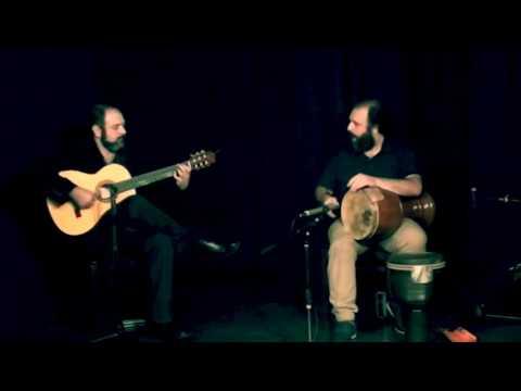 Toronto 2016 , Bahram Aghakhan(guitar) & Pedram Khavarzamini(tombak) , Flamenco & Persian Fusion