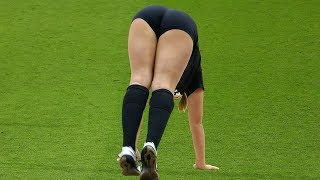 Смешные Нелепые моменты в Футболе 2017