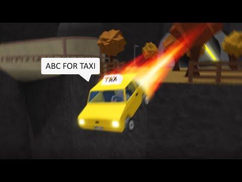 ABC FOR TAXI... (roblox bloxburg)