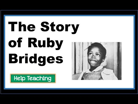 Read-Aloud: The Story of Ruby Bridges
