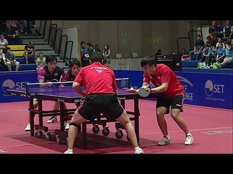 2017 Thailand Open (MD-F) MATSUDAIRA Kenji/UEDA Jin - GAO Ning/PANG Xue Jie [Full Match HD]