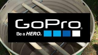 Repeat youtube video Wędzarnia z beczki - budowa. :) GoPro H3BE Najbardziej odjechany tutorial w sieci !!!