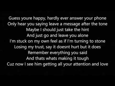 Falling - By: Ollie (Lyrics)