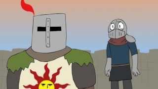 Dark Sauce (Dark Souls Parody)
