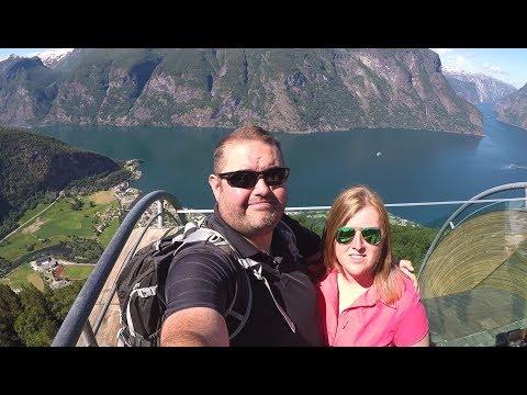 Norway June 2018 - Oslo, Bergen, Flam, Fjords Road Trip - Travel Video
