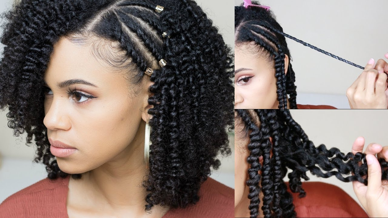 how to get a defined twist out | natural hair