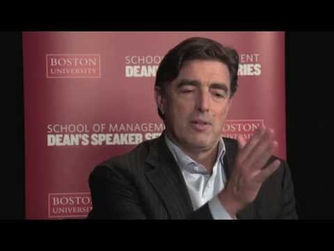 Conversations with Ken: Wyc Grousbeck, CEO of the Boston Celtics