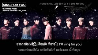 Video [Thai Sub] EXO - Sing For You (Kor. Ver) download MP3, 3GP, MP4, WEBM, AVI, FLV September 2017